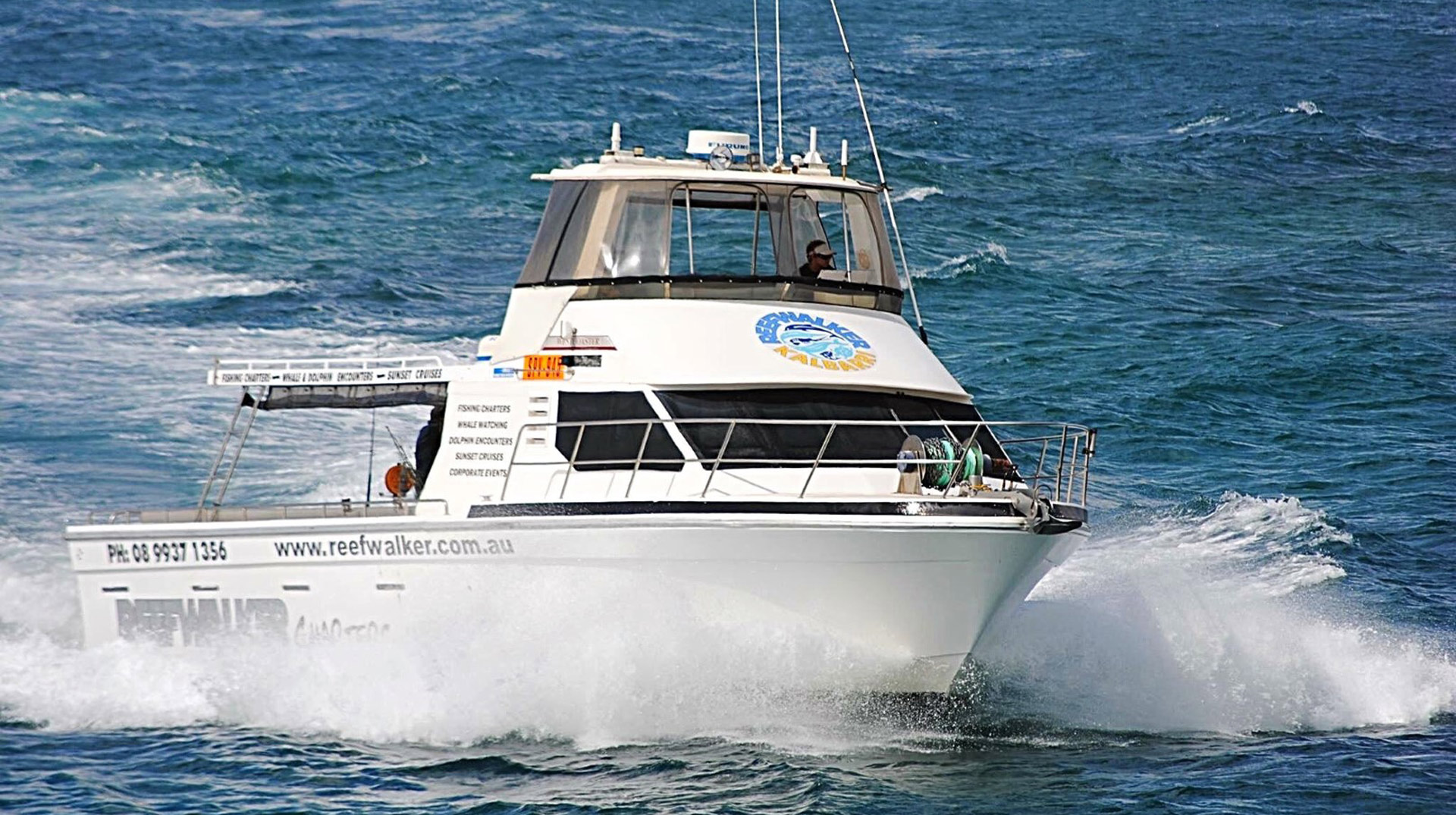 Reefwalker Tours and Charters in Kalbarri