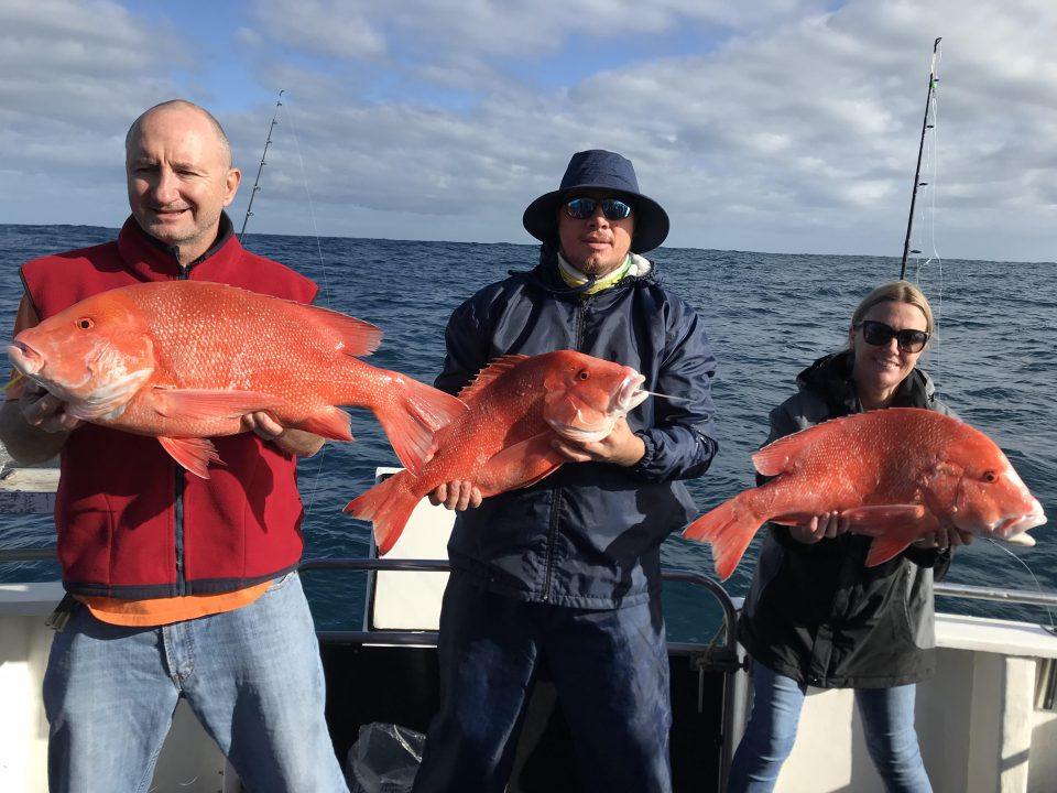Kalbarri Fishing Charter